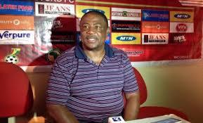 Kotoko coach Paa Kwesi Fabin insists he is aware of SC Simba threat