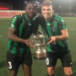 Rahim Ayew on the verge of winning Gibraltar league title with FC Europa