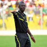 Referee Awal Mohammed to handle Olympics-Kotoko game on Saturday