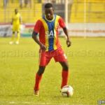 Hearts midfielder Winful Cobinnah insists club will attach all seriousness in FA Cup tie against Kotoku Royals