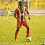 Impressive Winful Cobbinah adjudged Hearts of Oak Player of the Month for April