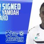 Inter Allies striker Fredrick Yamoah joins Harrisburg City Islanders from Inter Allies