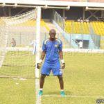 Samuel Akurugu eyes clean-sheet against Liberty.