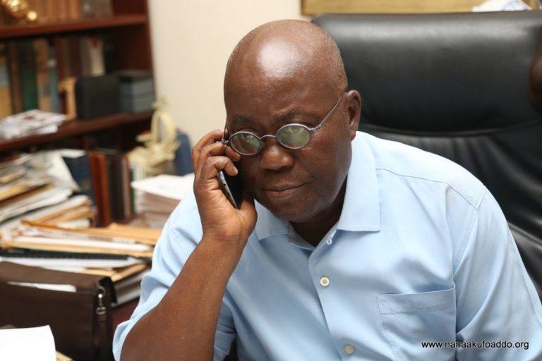 Prez Akufo Addopays tribute to former Ghana striker Manuel Junior Agogo