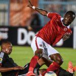 John Antwi scores fourth goal of the season for Egyptian side Misr El Maqasa