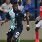 Ebenezer Assifuah scores first goal for French lower side Le Havre