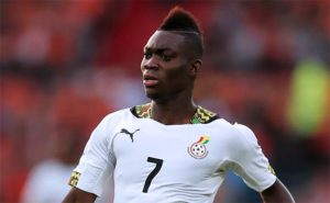 2019 Africa Cup of Nations: Most players will hang our boots if we don't win AFCON – Christian Atsu