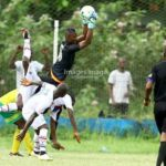 Good news for Dwarfs as goalie Frank Andoh recovers from a shoulder injury