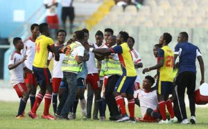 GPL PREVIEW: Hearts of Oak to Engage WAFA in a Fiesty duel on Monday