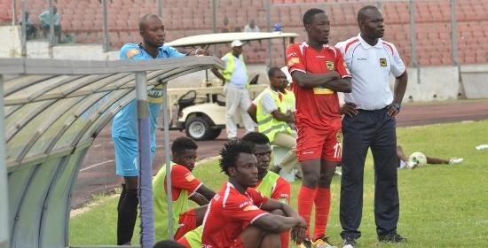 MTN FA Cup Round of 32 - Kotoko storm Swedru Sunday