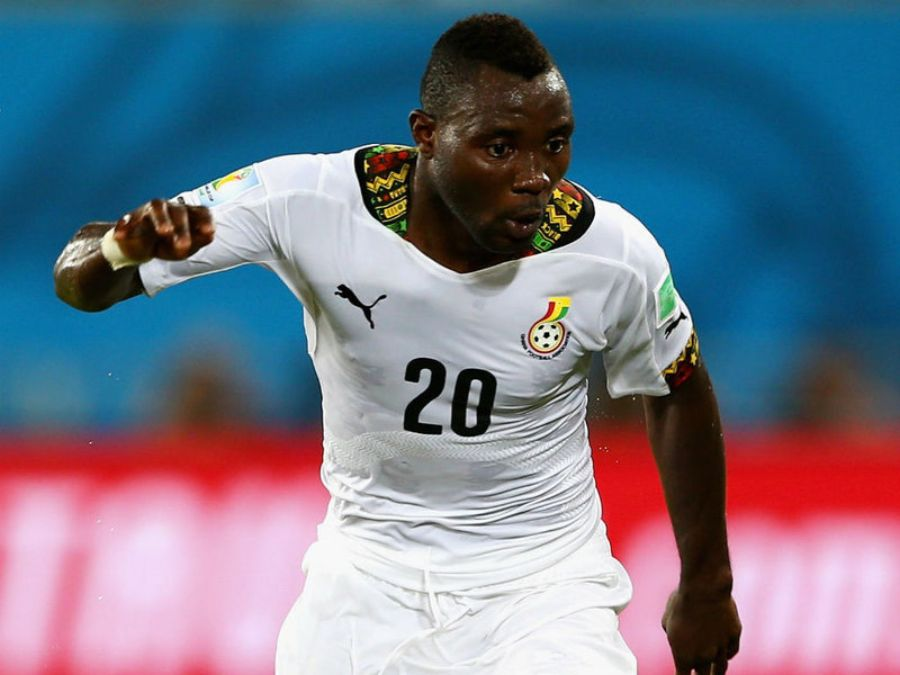Kwadwo Asamoah reveals why he refused to extend Juventus stay