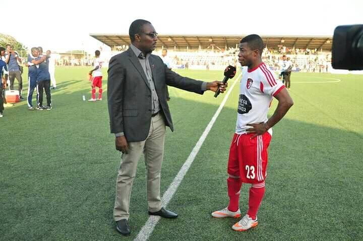 Ghana Premier League duo in Togo squad for Afcon qualifier against Algeria