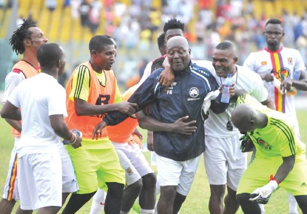 Hearts will beat Kotoko again - Deputy Coach Wellington assures