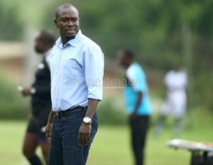 Ashantigold Coach C K Akunor insists team must work harder to avoid relegation