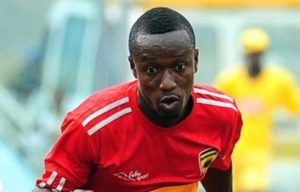 Kotoko midfielder Michael Akuffo happy with progress in FA Cup