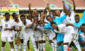 No African Games for Ghana's Black Queens