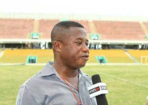 Elmina Sharks Coach Kwabena Amissah asked to proceed on a two match leave
