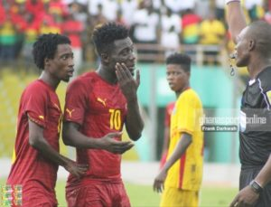 Hearts midfielder Winful Cobbina wants to fight for a place in Black Stars team