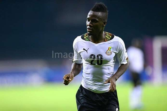 Ghanaian striker David Accam earns $1m yearly in the MLS