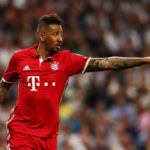 Jerome Boateng out for a short period with injury