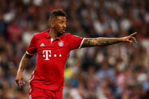 Jerome Boateng still on the radar of EPL side Manchester United