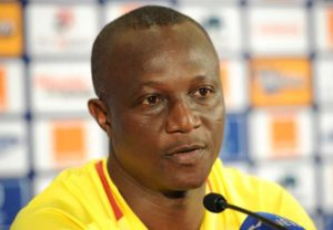 Ghana coach Kwesi Appiah relives working in Sudan