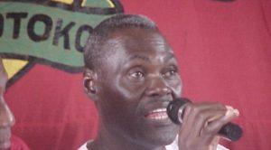 Ex Kotoko boss Major Yaw Larsson passes on