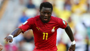 Ex-Ghana midfielder Sulley Muntari implores FIFA to do more to fight racism