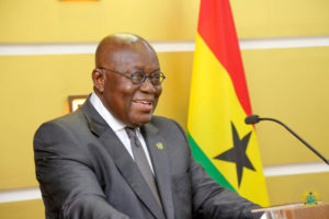 President Nana Addo praises Black Stars, Black Queens and Black Maidens win