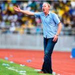 Hearts Coach Frank Nuttal urges players to move on after heavy loss in Sogakope