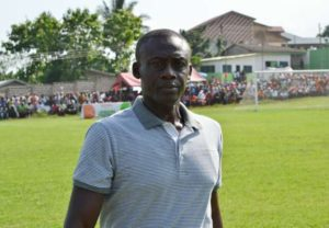 Liberty Coach Michael Osei happy with draw in Tema