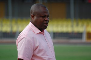 It's an ordinary game for us- Olympics Chief Fred Pappoe