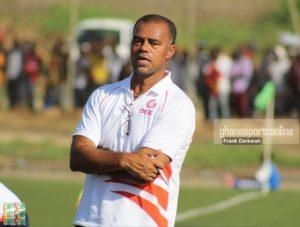 Kotoko Coach Steve Polack rues missed chances against Wassaman despite win
