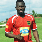 Saddick Adams insists he's not under pressure to deliver at new club Kotoko