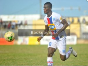 There is enough quality to replace me- Liberty Captain Samuel Sarfo