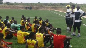 Black Stars team B to step up preparations ahead of CHAN qualifiers