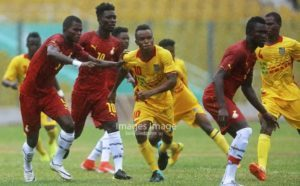 Black Stars team B to play Inter Allies in friendly match