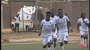 Inter Allies midfielder Isaac Twum confident of Top 4 finish