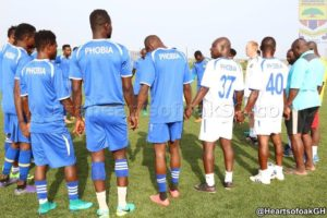 GPL Preview: Hearts to seek redemption against Bolga All Stars