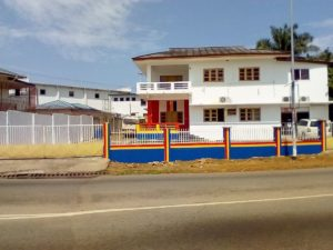 Accra Hearts of Oak gives secretariat facelift