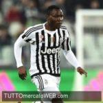 Kwadwo Asamoah to stay put at Juventus