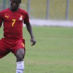 Isaac Twum features for Black Stars B in win over The Gambia