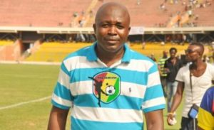 Elmina Sharks coach Yaw Acheampong praises players for perfect game