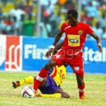 Kotoko defender Ahmed Adams wants club to extend Steve Pollack's contract