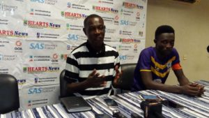 Medeama SC Coach Evans Adotey praises the performance of his players in Aduana draw