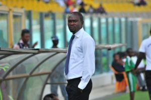 Ashantigold coach C.K Akunor disappointed with defeat to Elmina Sharks