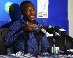 Former Olympic Coach Godwin Attram insists Tom Strand needs to vary his strategy