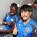 Daniel Amartey jets off to Austria with Leicester City for Pre season