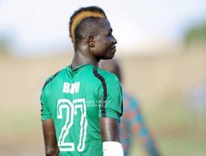 Aduana Stars' Anokye Badu eyes defender of the season award