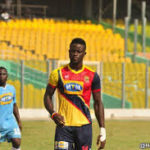 Cosmos Dauda declared fit for Bechem trip